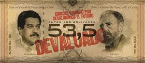 Así ven los venezolanos la devaluación (Foto)