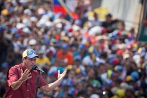 Capriles participará en asamblea de ciudadanos en Barquisimeto