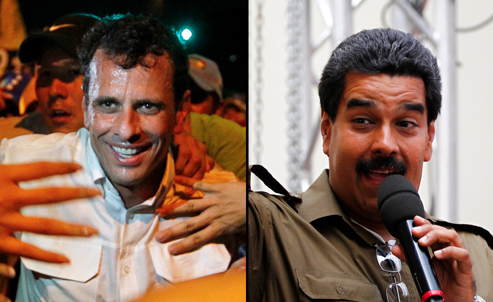 Venezuela, entre el continuismo de Maduro y el cambio de Capriles