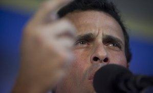 Capriles: Maduro ejerce la presidencia sobre un secuestro institucional