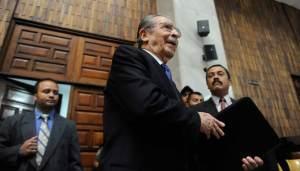 Jueza anula juicio por genocidio contra ex dictador guatemalteco