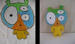 Más dibujos infantiles convertidos en juguetes (GENIAL)