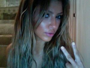 ¡Qué locura! A Kim Kardashian no deja de importarle su look
