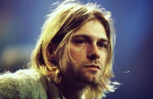 Kurt Cobain cumple hoy 19 años fallecido
