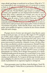 El feo concepto que tiene William Ojeda de Nicolás Maduro (documento)