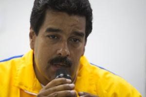"""Francia """"toma nota"""" de la proclamación de Maduro e insta al """"diálogo"""""""