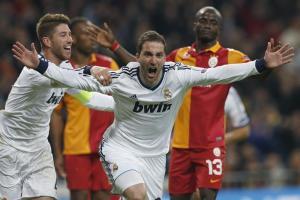 Real Madrid goleó 3-0 al Galatasaray (FOTOS)