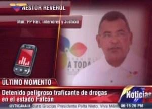 Detenido en Falcón traficante de drogas