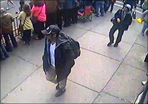 Estos son los sospechosos del ataque terrorista en Boston (FOTO)