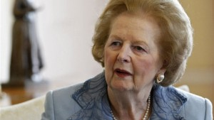 """La canción """"¡Ding, Dong, La bruja ha muerto!"""" sube en las listas británicas tras la muerte de Thatcher"""