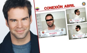 """Resulta ser que el """"gringo conspirador"""" es un actor y productor de cine que hacía un documental sobre Venezuela"""