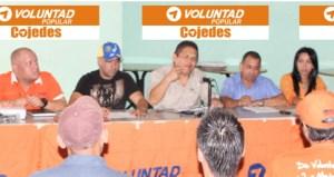 Voluntad Popular rechaza persecución a empleados públicos