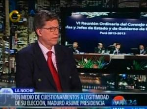 Vivanco: Es inaceptable las amenazas de Maduro a los medios de comunicación