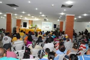 Concejal Guanipa: Nos preparamos para defender a la gente que está siendo agredida por el Gobierno