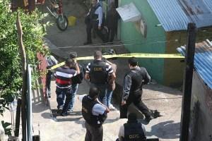 Abatido el jefe de una pandilla de sicarios cuando celebraba un crimen