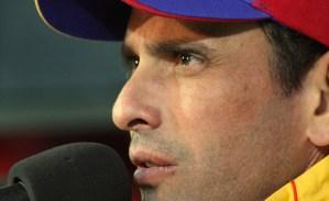 Capriles exige al TSJ pronunciarse sobre impugnación de elecciones