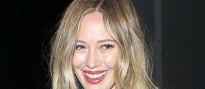 Hilary Duff será la nueva pareja de Ashton Kutcher