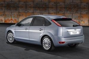 El modelo Focus de la Ford fue el más vendido en 2012