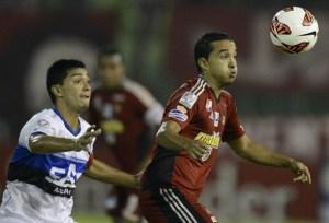 Huachipato líder provisional del grupo 8 de la Libertadores tras golear 4-0 al Caracas