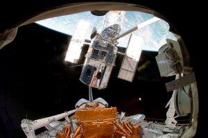 La Nasa celebra el 23 aniversario del Hubble
