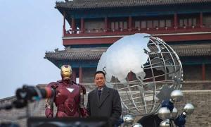 Walt Disney hará una versión china de Iron Man3