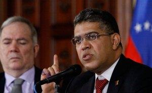 Jaua: Recibir a Capriles es un estímulo a la desestabilización de las instituciones venezolanas