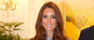 Registran el nombre de Kate Middleton como una marca