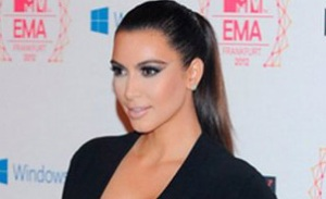 Así se ve Kim Kardashian en los premios MTV (Foto+embarazada y preciosa)