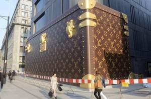 Louis Vuitton abrió las puertas en Polonia