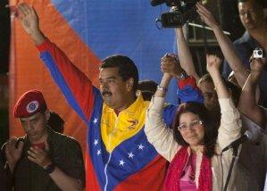 Legisladores bolivianos respaldan la elección de Maduro