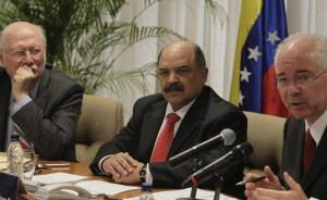 Maduro ratifica a la directiva de Pdvsa e incorpora a Merentes