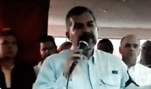 Al ministro Molina no le importan las leyes laborales y lo deja claro en estas amenazas (Video)