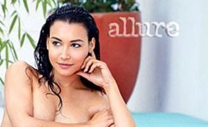 Una de las mamis de Glee posa desnuda para la revista Allure