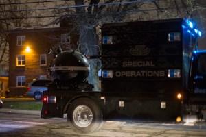 Detienen transporte en región de Boston por búsqueda de sospechoso de atentado