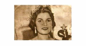 Esta es la primera Miss Venezuela de la historia (Foto)