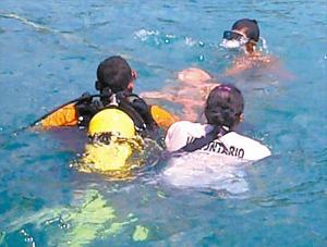 Joven larense murió ahogado en Cayo Sal