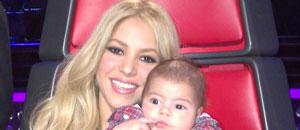Shakira: Nadie me dijo que me pasaría la mayor parte del día cambiando pañales