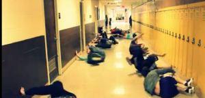Adiós Harlem Shake, Hola Hallway Swimming (Video + Lo hemos perdido todo)
