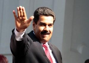 Maduro llegó a Brasil