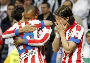 Atlético de Madrid campeón de la Copa del Rey (Fotos)