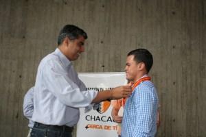 Graterón: Chacao es distinto gracias al deporte  y a la cultura