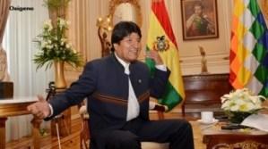Evo Morales entiende perfectamente que las mujeres no quieran casarse con él