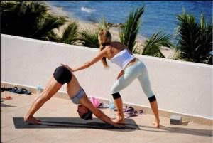 Los pantalones de yoga más sexys XIV (muy apretadito, muy)