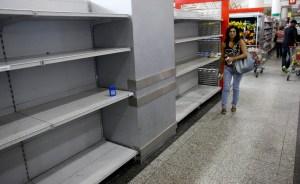 La escasez no da tregua en Venezuela