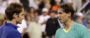 Nadal y Federer disputarán la final de Roma