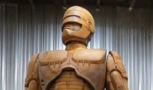 RoboCop tendrá su propia estatua en Detroit (Foto)