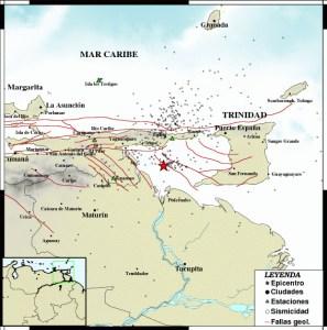 Tembló en Güiria