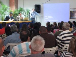 Guanipa: Se realizó el movimiento para la defensa de los trabajadores acosados políticamente
