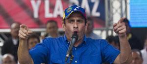 Capriles critica baja inversión en educación por parte del Gobierno Nacional