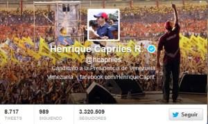 .@HCapriles: Nuestro pueblo de Anzoategui no quiere escuchar más mentiras